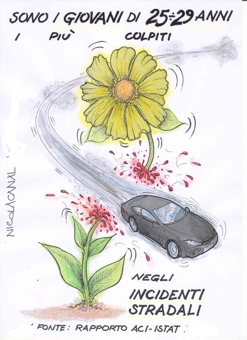 4 vignette di Nicola Canal