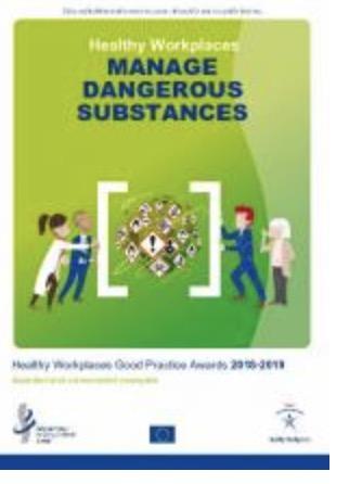Premio per le buone pratiche 2018-2019 della campagna Ambienti di lavoro sani e sicuri