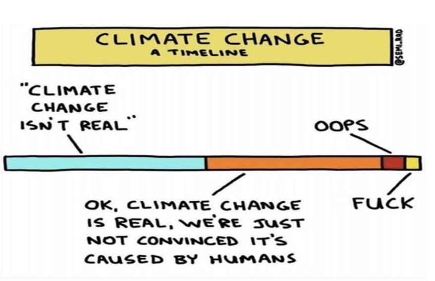 Rischio e cambiamento climatico