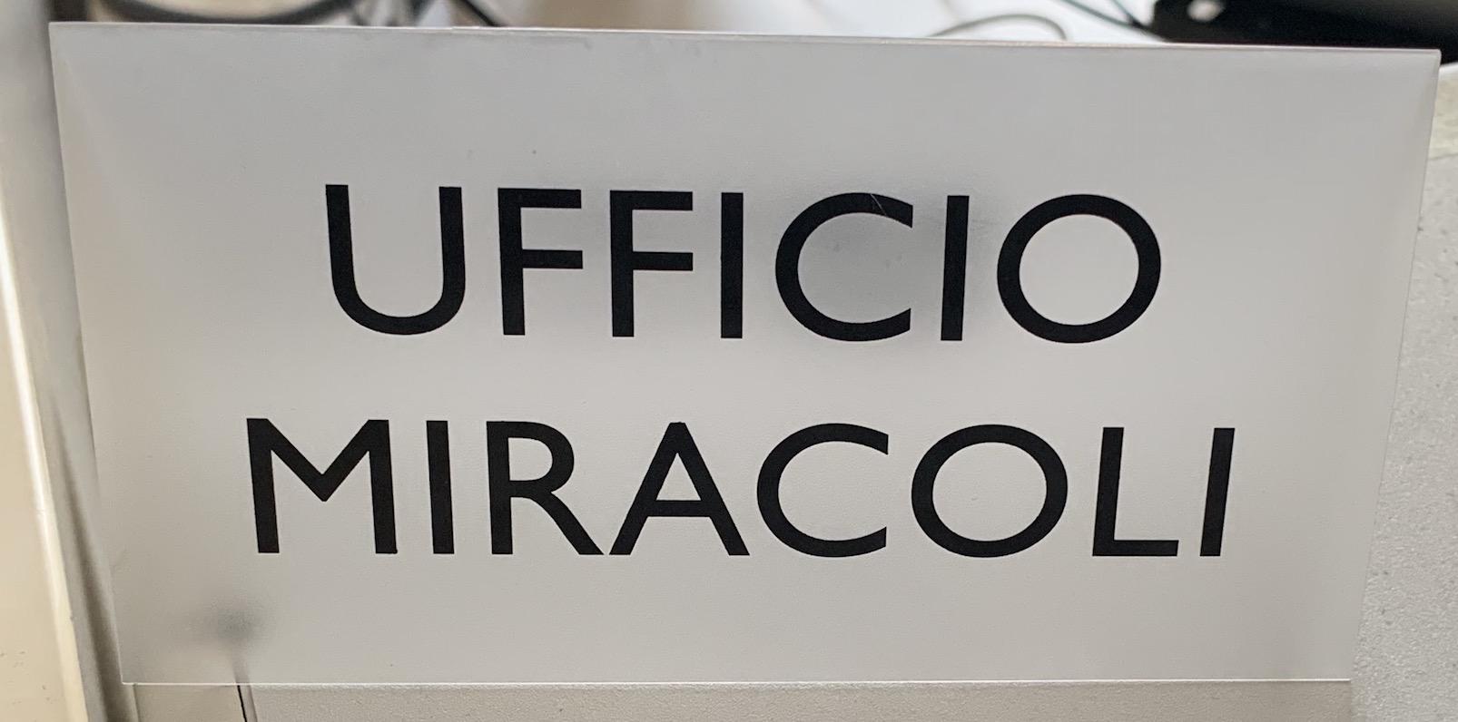 Ufficio …