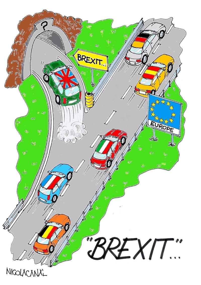 Nicola Canal: la brexit